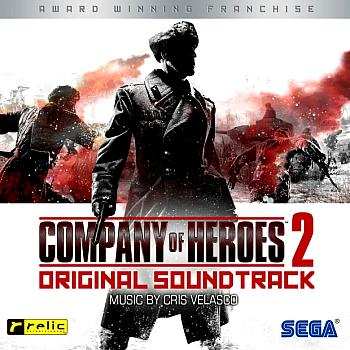 Company of Heroes 2 Original Soundtrack. Front. Click to zoom.