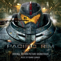 Pacific Rim Original Motion Picture Soundtrack from Warner Bros. Pictures and Legendary Pictures. Передняя обложка. Click to zoom.