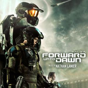 Halo 4: Forward Unto Dawn. Лицевая сторона . Click to zoom.