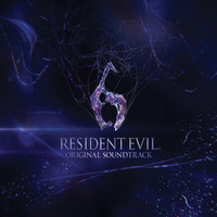 Resident Evil 6 Original Soundtrack. Передняя обложка. Click to zoom.