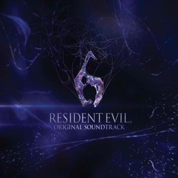 RESIDENT EVIL 6 ORIGINAL SOUNDTRACK. Front. Click to zoom.