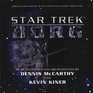 Star Trek: Borg Original Soundtrack to the Interactive CD-Rom Video Game. CD. Click to zoom.