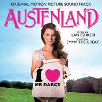 Austenland Original Motion Picture Soundtrack. Передняя обложка. Click to zoom.