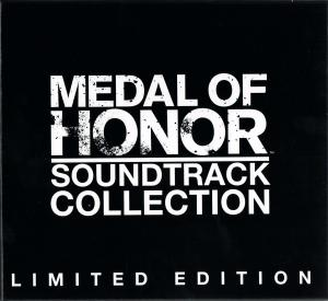 Medal of Honor Soundtrack Collection. Box Front. Click to zoom.