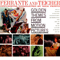 Golden Themes from Motion Pictures. Передняя обложка. Click to zoom.