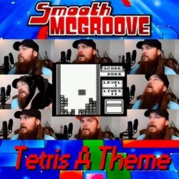 Tetris - Theme 'A' Acapella. Front. Click to zoom.