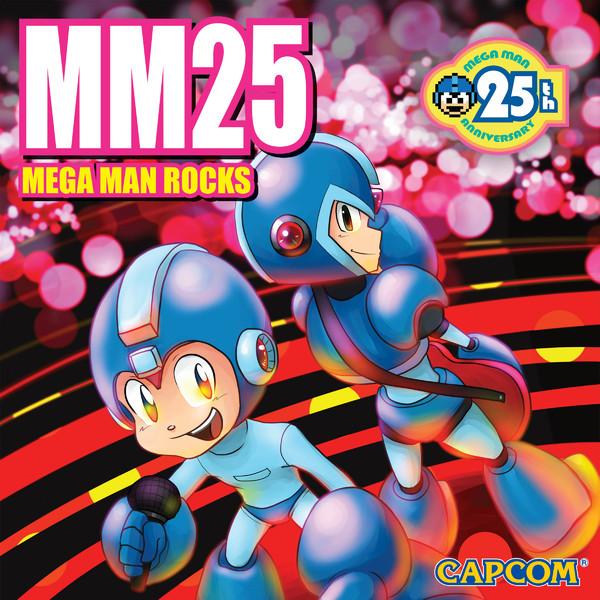 MM25: Mega Man Rocks  Soundtrack from MM25: Mega Man Rocks