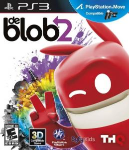 de Blob 2 Soundtrack. Лицевая сторона . Click to zoom.