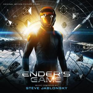 Ender's Game Original Motion Picture Score. Front. Click to zoom.