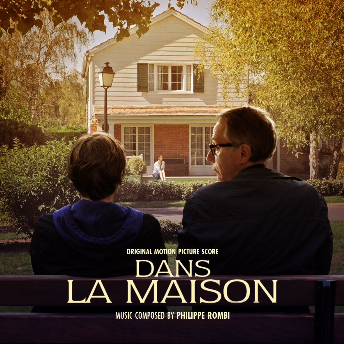 Dans la maison original motion picture score for 7 a la maison generique