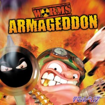 Worms Armageddon. Front. Click to zoom.