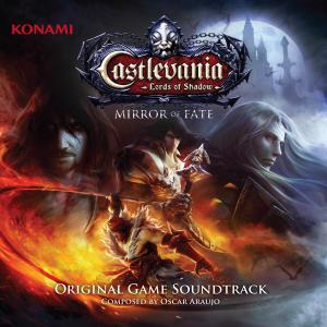 Castlevania: Lords of Shadow - Mirror of Fate Original Game Soundtrack. Лицевая сторона . Click to zoom.