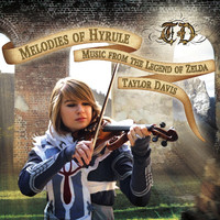 "Melodies of Hyrule: Music from ""the Legend of Zelda"". Передняя обложка. Click to zoom."