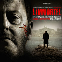 L'immortel Original Motion Picture Soundtrack. Передняя обложка. Click to zoom.