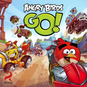 Angry Birds Go! Soundtrack. Лицевая сторона . Click to zoom.