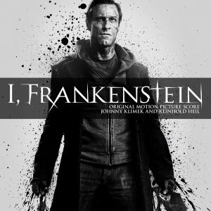 I, Frankenstein Original Motion Picture Score. Лицевая сторона. Click to zoom.
