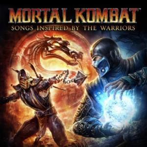 Mortal Kombat: Songs Inspired by the Warriors. Front. Click to zoom.
