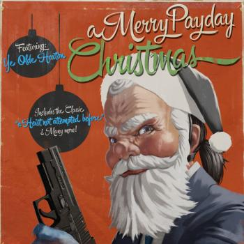 A Merry Payday Christmas. Front. Click to zoom.