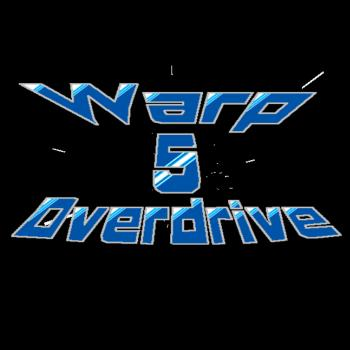 Warp 5 Overdrive. Front. Click to zoom.