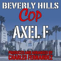 "Axel F From ""Beverly Hills Cop"" - Single. Передняя обложка. Click to zoom."