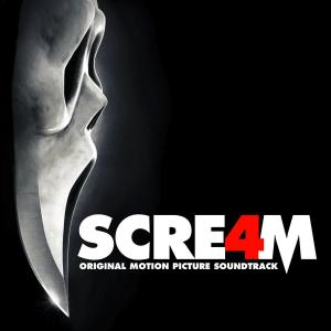 Scream 4 Original Motion Picture Soundtrack. Лицевая сторона . Click to zoom.