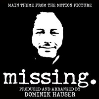 "Main Theme From ""Missing"" - Single. Передняя обложка. Click to zoom."