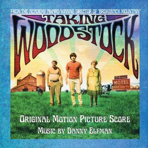 Taking Woodstock Original Motion Picture Score. Лицевая сторона . Click to zoom.