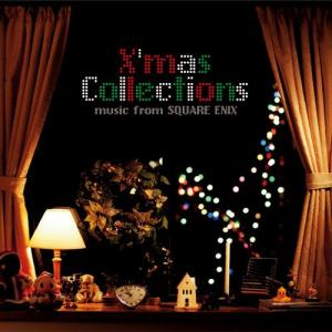 X'mas Collections music from SQUARE ENIX. Front. Click to zoom.