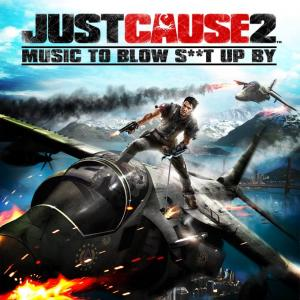 Just Cause 2 Music to Blow S**t Up by. Лицевая сторона . Click to zoom.
