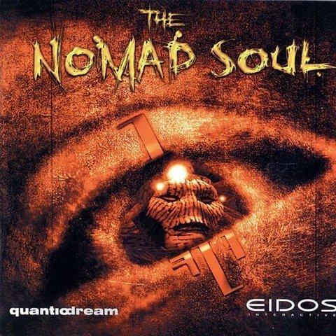 Omikron- The Nomad Soul Deutsche  Texte, Untertitel, Menüs, Videos, Stimmen / Sprachausgabe Cover