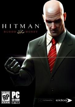 Hitman: Blood Money Game Rip. Лицевая сторона . Click to zoom.