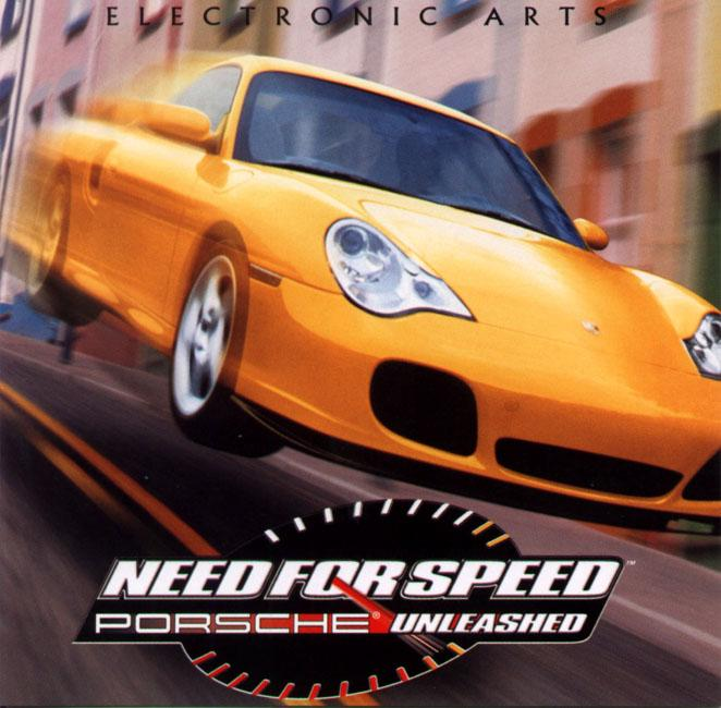 need for speed: porsche unleashed rus