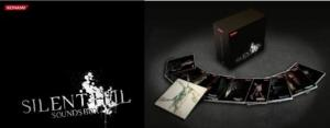 SILENT HILL SOUNDS BOX. ������ . Click to zoom.