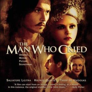 Man Who Cried, The Original Motion Picture Soundtrack. Лицевая сторона. Click to zoom.