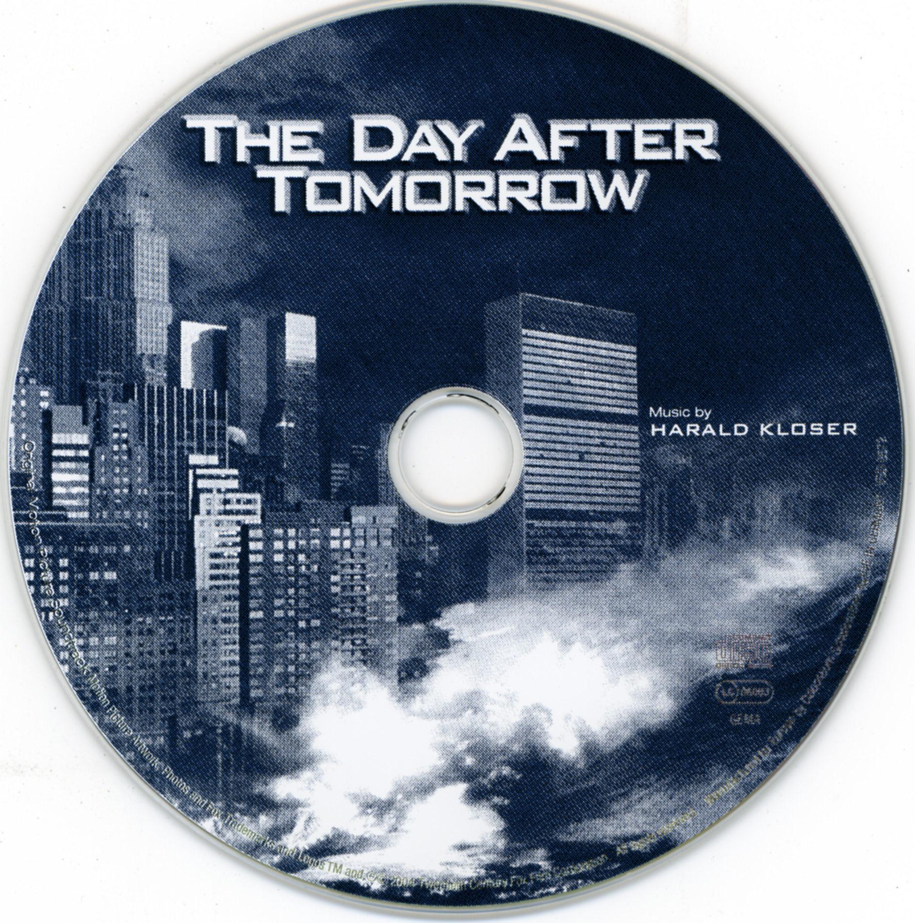 day after tomorrow On the day after tomorrow in two days - translation entry arabic: بَعْدَ غَد  (baʿda ḡad) egyptian arabic: بعد بكره.