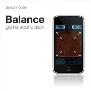 Balance Game Soundtrack. Лицевая сторона . Click to zoom.