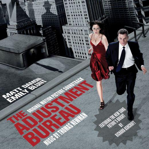 the adjustment bureau original motion picture soundtrack. Black Bedroom Furniture Sets. Home Design Ideas