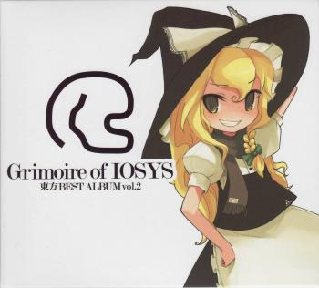 Grimoire of IOSYS – Touhou BEST ALBUM vol.2 -. Box Front. Click to zoom.