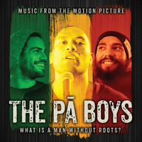 Music from the Pā Boys. Передняя обложка. Click to zoom.