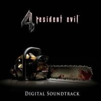 Resident Evil 4 Digital Soundtrack. Front. Click to zoom.