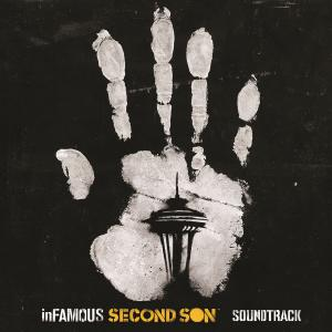 inFAMOUS: Second Son Soundtrack. Лицевая сторона. Click to zoom.