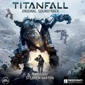 Titanfall Original Soundtrack. Лицевая сторона. Click to zoom.