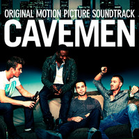 Cavemen Original Motion Picture Soundtrack. Передняя обложка. Click to zoom.
