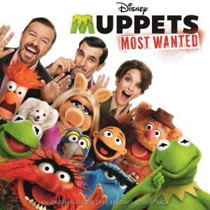 Muppets Most Wanted Original Motion Picture Soundtrack. Лицевая сторона . Click to zoom.