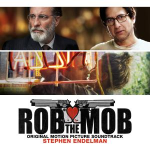 Rob The Mob Original Motion Picture Soundtrack. Лицевая сторона . Click to zoom.