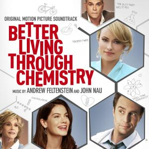 Better Living Through Chemistry Original Motion Picture Soundtrack. Лицевая сторона. Click to zoom.
