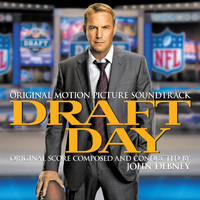 Draft Day Original Motion Picture Soundtrack. Передняя обложка. Click to zoom.