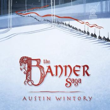 Banner Saga, The. Front. Click to zoom.