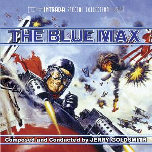 BLUE MAX (COMPLETE SCORE), THE. Лицевая сторона. Click to zoom.