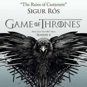 Rains of Castamere From the HBO® Series Game of Thrones - Season 4 - Single, The. Лицевая сторона . Click to zoom.